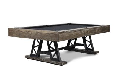 The 8' Blacksmith Slate Pool Table